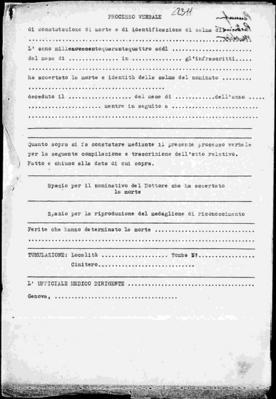 31ª brigata nera S. Parodi di Genova: uccisioni squadristi e rappresaglie
