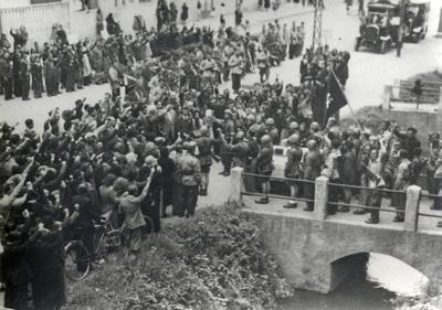 "112ª Brigata Garibaldi Sap ""Guido Bernini"""